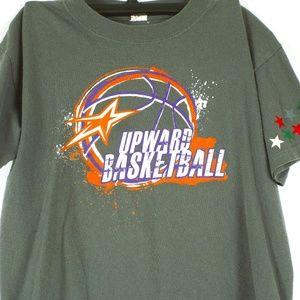Other - Upward Basketball Tee Shirt for Boys Medium